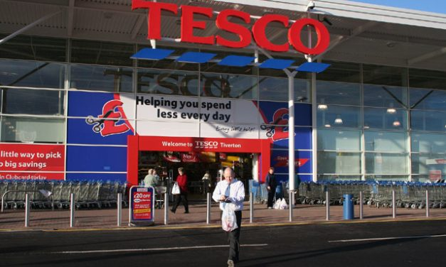 Tesco Fined Over Accounting Scandal